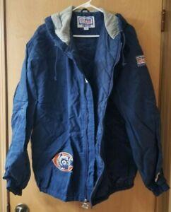 Rare Vintage NFL Chicago Bears Pro Line Proline Authentic Starter Jacket Size L
