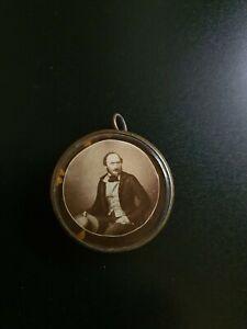 ANTIQUE VICTORIAN MEMORIAL PRINCE ALBERT 1861 SEWING TAPE MEASURE RARE