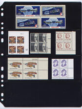 ANCHOR 65 New Stock Pages 4 S (4-Rows) Stock Sheets/ Black sheets(FREE SHIPPING)