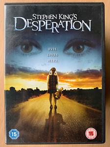 Stephen King's Desperation 2007 Western Horror UK DVD
