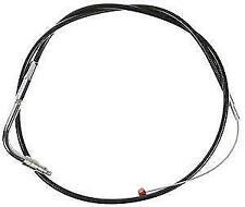 Harley-Davidson FLHX 2006 Throttle Cable +4 Black by Barnett
