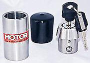 MOTORLOC Outboard Bolt Lock - PACIFIC Model 316 Stainless Steel