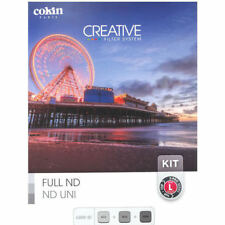 Cokin Z-Pro Series Full ND Neutral Density Filter Kit (U300-01)