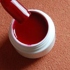 Soak Off UV LED Gel  Cherry 5 ml  Polish Gel Liquid