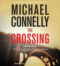 THE CROSSING (HARRY BOSCH) unabridged audio CD by MICHAEL CONNELLY (Library Edi)