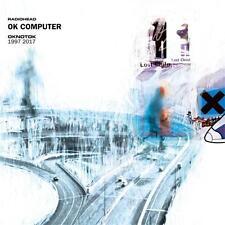 RADIOHEAD OK COMPUTER OKNOTOK 1997-2017 2 CD DIGIPAK NEW