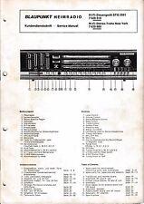 Service Manual-Anleitung Blaupunkt STG 2091, 7 628 510,Truhe New York 7 629 880