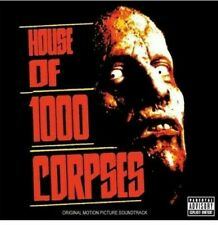 HOUSE OF 1000 CORPSES CD NUOVO APERTO