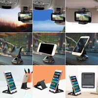 HN- Universal Car Stand Holder Windshield Mount Bracket for iPhone Mobile Phone