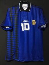 1994 Argentina Away Shirt Maradona #10 In All Sizes S M L XL XXL By Adidas