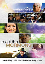 NEW DVD: Meet the Mormons LDS, SEALED / SHRINK-WRAP