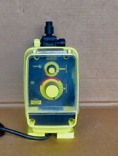 Milton Roy LMI Electronic Metering Pump AA171-362SI  .42 GPH  140 PSI  New