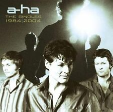 A-ha Definitive Singles Collection CD 18 Track Featuring 17 Audio Tracks Plus