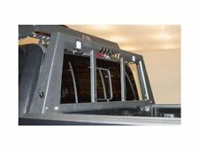 Fits 2017 Ford F250 Super Duty Cab Protector and Headache Rack Fab Fours 89946ND