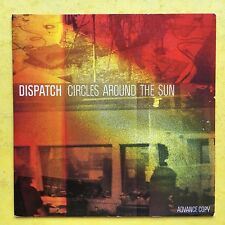 Dispatch - Circles Around The Sun - 10 Track - Card Sleeve - Promo CD - (CBX342)