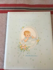 Vintage Baby Boy Memory Book Gibson New in Box Birth to 7 Years 1981