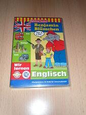 KIDDINX Benjamin Blümchen PC Lernspiel Videospiel Englisch Vorschule TOP!!