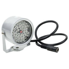48 LED IR Infrarot Scheinwerfer Nachtsicht ueberwachungskamera CCTV DC12V B A8I6
