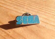 Sega logotipo Rare Promo Esmalte pin pin pines Sonic The Hedgehog Retro años 90 Juegos
