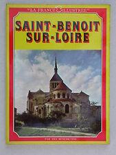 Saint Benoit sur Loire Basilique - Germigny des prés - Alpina Moines bénédictins