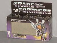 G1 TRANSFORMER INSECTICON KICKBACK EMPTY BOX LOT # 1