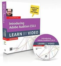 NEW - Introducing Adobe Audition CS5.5: Learn by Video