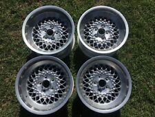 Mercedes Benz Rial Mesh 16x8J 16x9J staggered wheels, refurbished w107 w116 w126