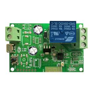 SONOFF DC12V/5-32V drahtlose WiFi Smart Switch Tippbetrieb/Self-sperrende-M