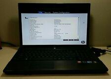 New listing Hp ProBook 4720s Core i3-380M 2.53Ghz 4 Gig Ram Laptop #L0222-107
