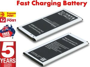 Premium Replacement Battery for Samsung Galaxy S5 4G i9600 G900 FAST CHARGING OZ