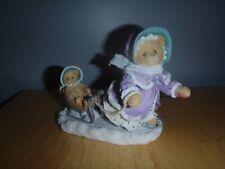 1997 Cherished Teddies ~ Gretchen ~ Winter Brings A Season O 00004000 f Joy 203351