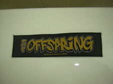 The Offspring Patch Vintage 2001 Dexter Holland Licensed Merchandise