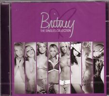CD + DVD (NOUVEAU!) Britney spears singles Collection (Best of +16 vidéos toxic mkmbh