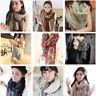 1pcs Women Pashmina Long Neck Cotton Chiffon Large Scarf Wrap Shawl Stole Scarve