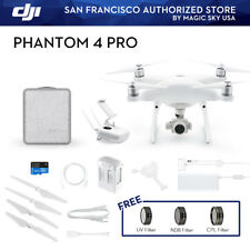 DJI Phantom 4 Pro Drone Quadcopter Camera 4K