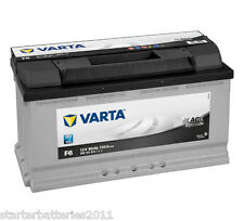 AUDI, BMW, CHRYSLER, FORD, JAGUAR, JEEP, LAND ROVER - 017 Car Battery - VARTA F6