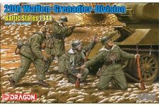 DRAGON 6477 1/35 20th Waffen-Grenadier-Division Baltic States 1944