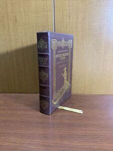 Easton Press: MARK TWAIN: HUCKLEBERRY FINN Leather Bound Edition (Fine)