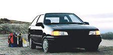1990 HYUNDAI EXCEL / SONATA Brochure/Catalog: GS,GLS,GL,