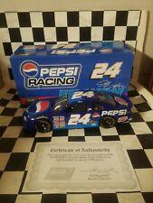 Jeff Gordon #24 DuPont/ Pepsi 1999 Chevrolet MonteCarlo  1:18 Revell Collection