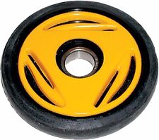 "SKIDOO PPD OEM IDLER WHEEL 135MM YELLOW 5.31""X25MM"" IDLER WHEEL 541-5013"