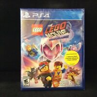 The Lego Movie 2 Videogame (Sony PlayStation 4 PS4) BRAND NEW / Region Free