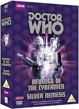 DR WHO 079 154 CYBERMEN BOX SET -  TV Doctor Tom Baker + Sylvester McCoy NEW DVD