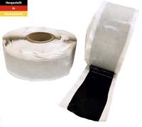 Nageldichtband DSK 50 mm Rolle 10 m, doppelseitig klebend, Elastomer Bitumenband