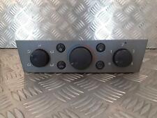 2006 VAUXHALL SIGNUM Heater A/C Air Con Controller 13138190