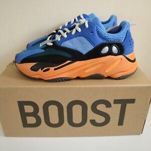 adidas Yeezy Boost 700 - Bright Blue - Size 6 - (GZ0541)