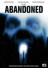 The Abandoned (DVD, 2016) USED VERY GOOD WITH HAMMY JASON PATRIC