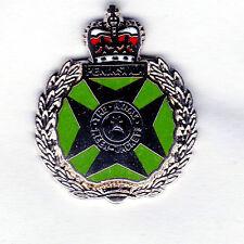 Enamel Lapel Badge Green jackets