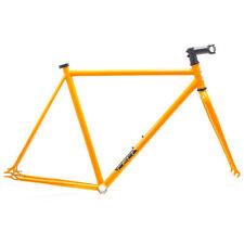 Orange Bicycle Frames