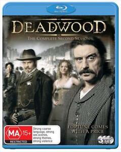 Deadwood - Season 02 Blu-ray